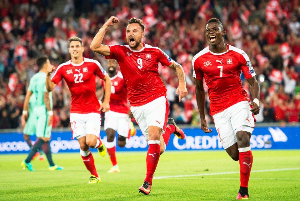 Schweizer Fußballspieler
